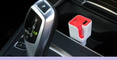Ionizador coche