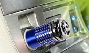 Maquina generadora de Ozono para coche