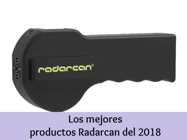 radarcan Purificador Aire Autom/óvil R-501 22x56x22 cm Negro
