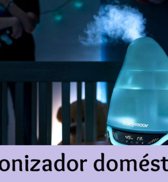 Ozonizador doméstico